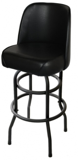 Double Ringed Swivel Bar Stool Restaurant Furniture Canada