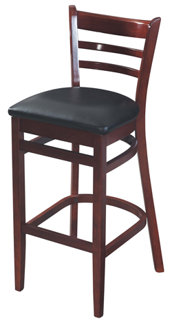 Peachy Ladder Back Bar Stool Ocoug Best Dining Table And Chair Ideas Images Ocougorg