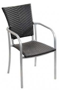 Aluminum Outdoor Patio Chair Restaurant Furniture Canada