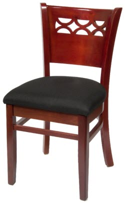 Leonardo Wood Chair