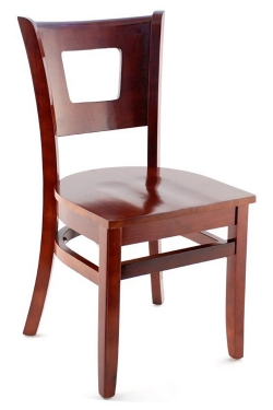Premium US Made Duna Wood Chair