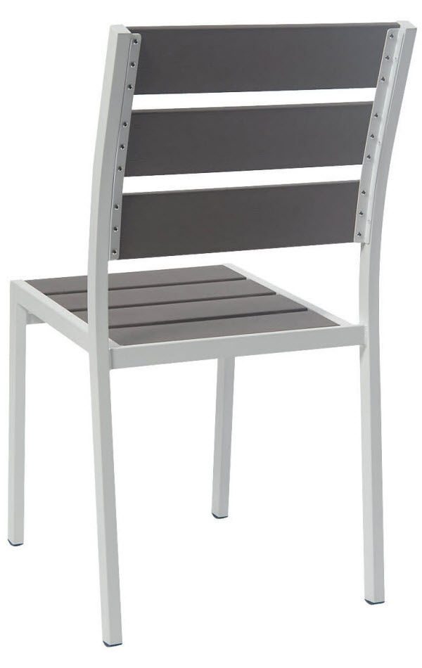Strange White Aluminum Patio Chair Download Free Architecture Designs Ogrambritishbridgeorg