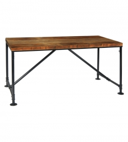 Industrial Series Pinewood Table