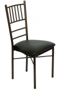 Copper Vein Metal Chiavari Chair