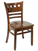 American Back Restaurant Chair