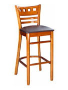 American Back Bar Stool