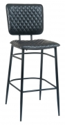 Dalton Padded Metal Bar Stool