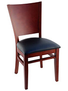 Premium US Made Tiffany Wood Chair