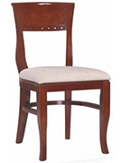 Premium US Made Beidermeir Wood Chair