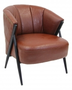 Coffee Bean Club Chair