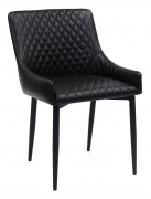 Maal Diamond Stitch Upholstered Chair