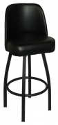 Swivel Bar Stool with Back