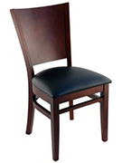 Tiffany Wood Restaurant Chair