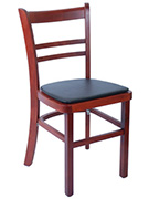 Cafe Ladder Back Chair