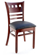 Premium US Made American Back Wood Chair