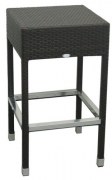 Luciano Backless Patio Bar Stool