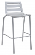 Leon Aluminum Bar Stool