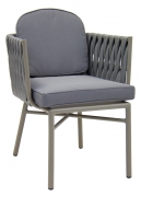 William Aluminum Chair