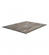 Outdoor Laminate Table Top with Phenolic Edge