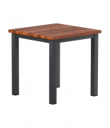 Ottis Table Set in Black Finish