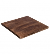 Rustic Patina Solid Wood Table Top